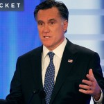 Rivals Fail To Knock Out Romney In Debate