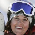 Sarah Burke Coma