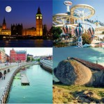 Top Vacation Destinations Of 2012