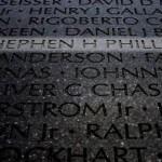 Vietnam Wall Misspelled Name