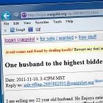Woman Sells Husband Craigslist