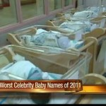 Worst Celebrity Baby Names 2011