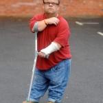 Dwarf Paralyzed Martin Henderson Rugby