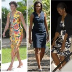 Michelle Obama Hawaii Wardrobe