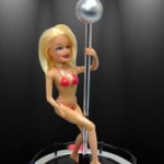 Gizmodo Pole Dancing Doll